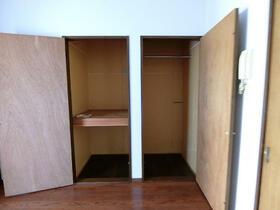 コーポ縞 A106号室の収納