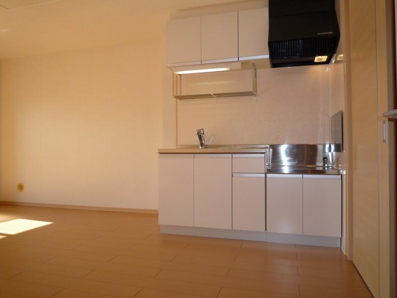 ポートサーパス 02040号室のキッチン