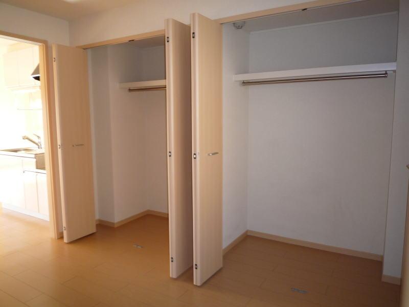 ポートサーパス 02040号室の収納