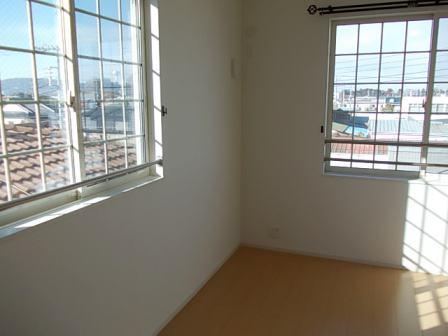 アルカンシェルカンダツアルファ 02060号室の居室