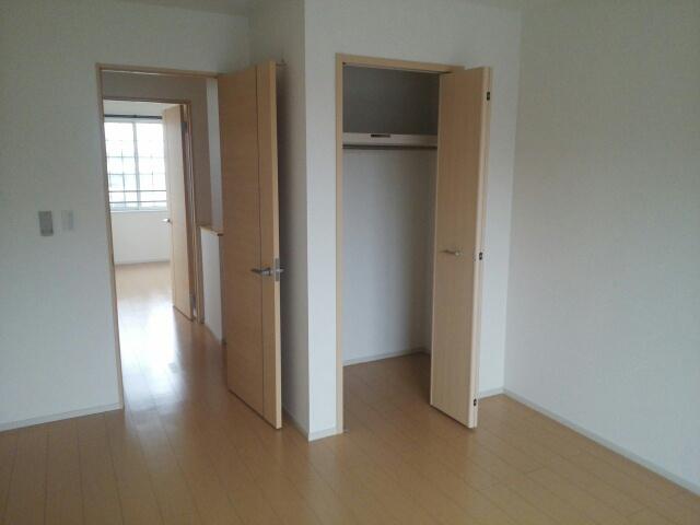 アルカンシェルカンダツアルファ 02060号室の収納