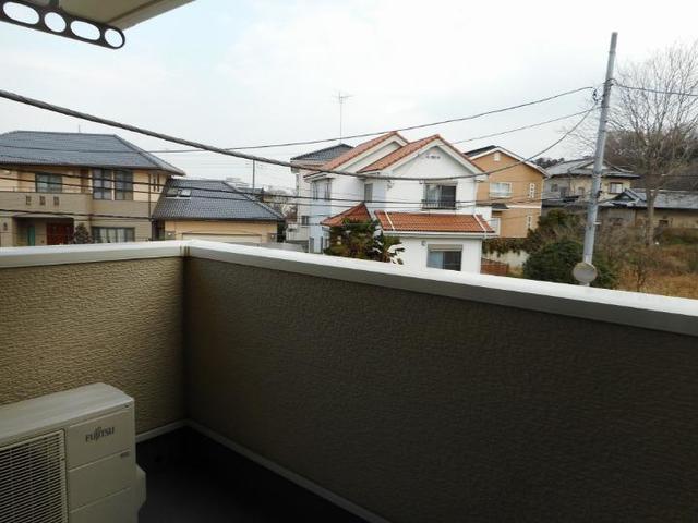 フィオーレ・M 02030号室の駐車場