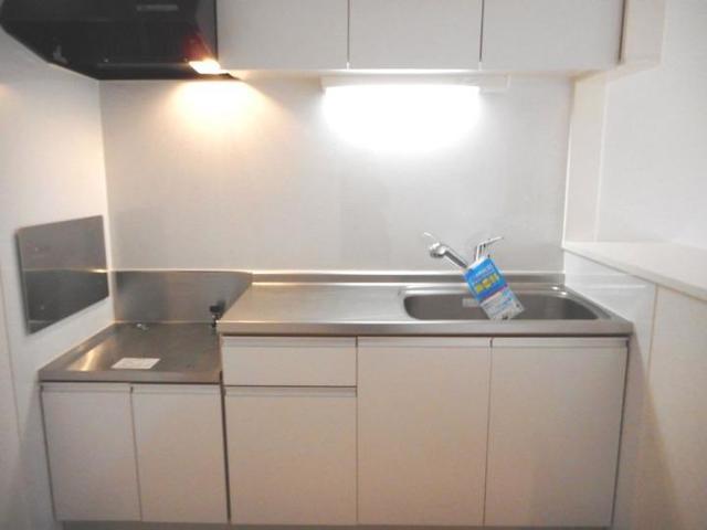 フィオーレ・M 02030号室のキッチン