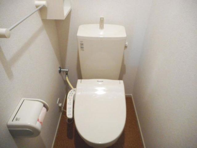 フィオーレ・M 02030号室のトイレ