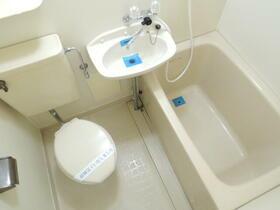 ソワサント 0101号室の風呂