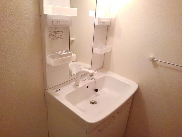 エレガンスI 01010号室の風呂