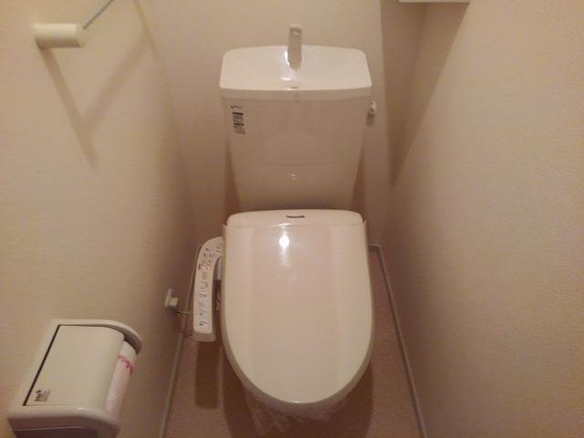 エレガンスI 01010号室の洗面所