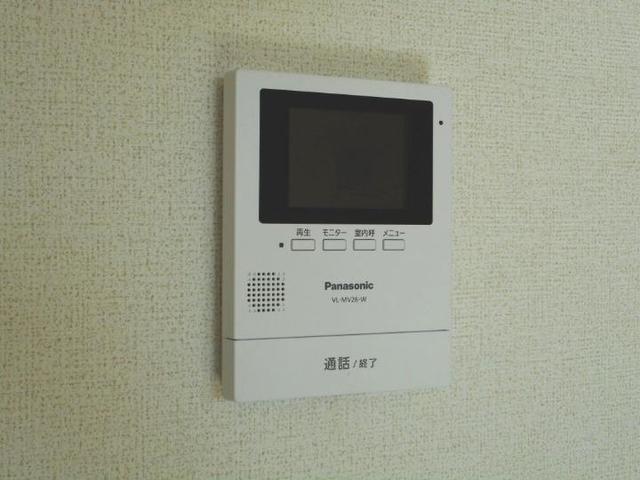 アイランドヒルズ学園 Ⅰ 01040号室のセキュリティ