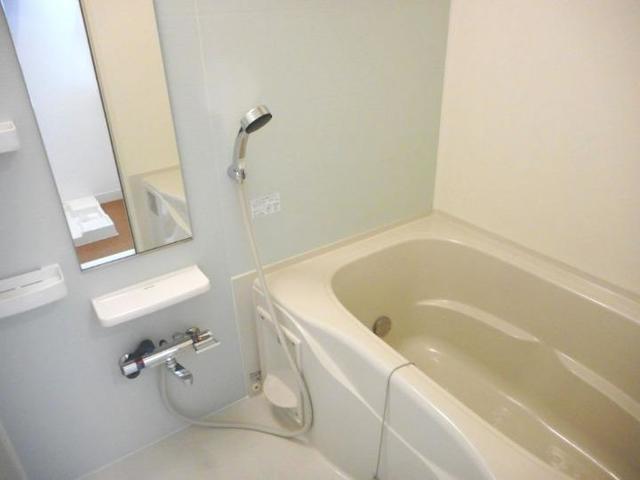 アイランドヒルズ学園 Ⅰ 01040号室の風呂