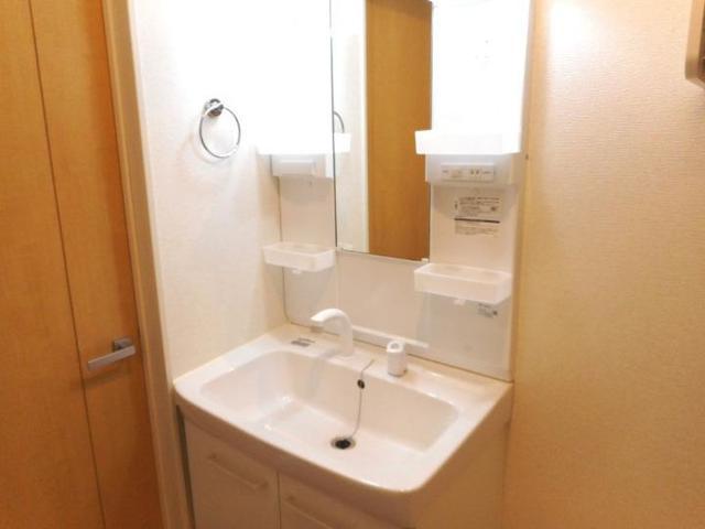 アイランドヒルズ学園 Ⅰ 01040号室の洗面所