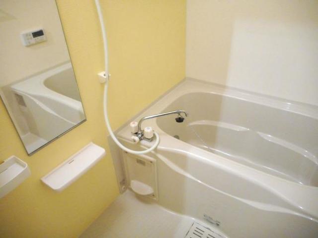プレ・アビタシオン土浦Ⅳ 01030号室の風呂