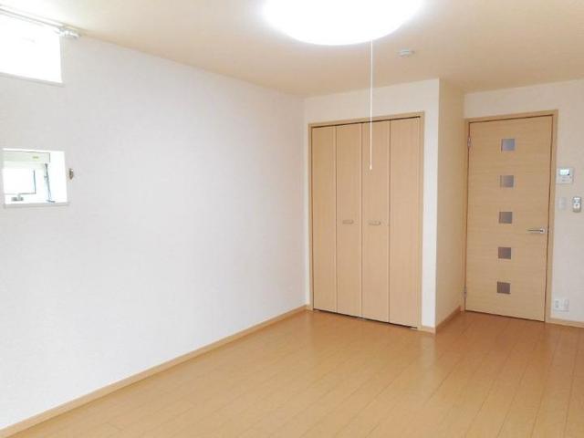 プレ・アビタシオン土浦Ⅳ 01030号室のベッドルーム