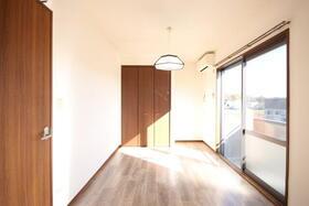 マーキュリーハイツE棟 201号室の収納