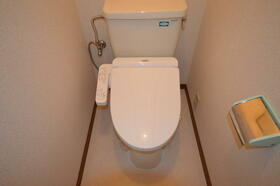 ロフト下妻 201号室のトイレ
