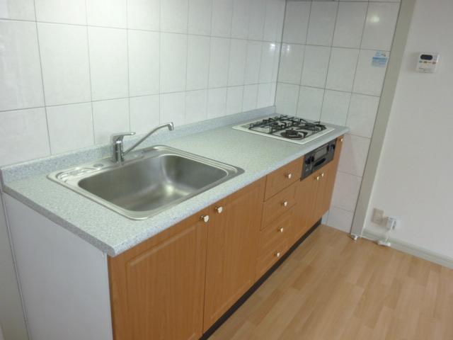 アンジュリーク 105号室のキッチン