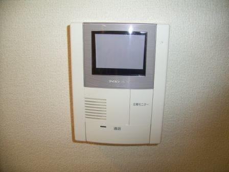 メルヴェールナカムラ壱番館 02040号室のセキュリティ