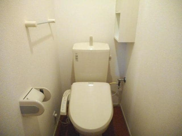 アイレジデンス Ⅰ番館 02040号室のトイレ