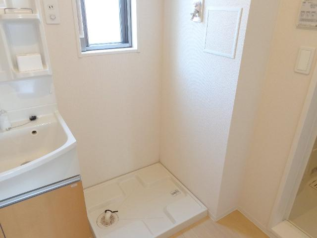 DOMANI 201号室の洗面所