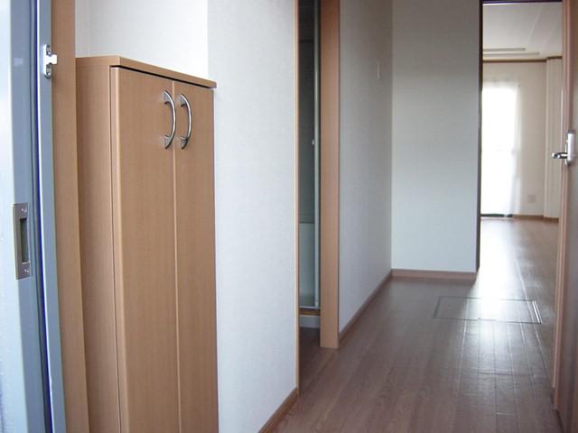 ヴィンテージ 302号室の居室