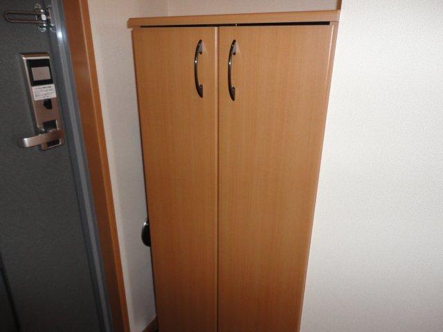 ヴィンテージ 302号室のセキュリティ
