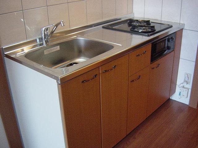 ヴィンテージ 302号室のキッチン