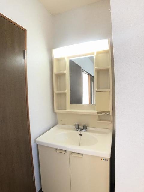 クリーンハイツさくら 01030号室の洗面所