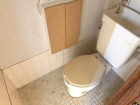 丸隆ハイツ 102号室のトイレ