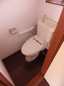 パークサイドビルマンション 308号室のトイレ