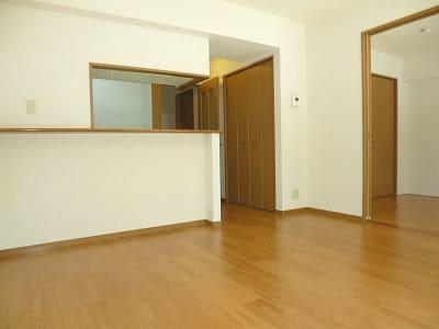 木村ロイヤルマンション4 01010号室のリビング