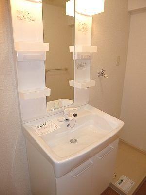 木村ロイヤルマンション4 01010号室の洗面所