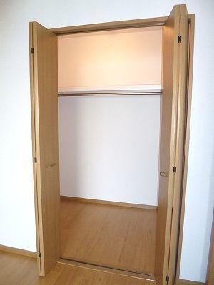木村ロイヤルマンション4 01010号室の収納