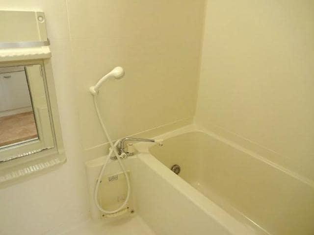 木村ロイヤルマンション4 04040号室の風呂