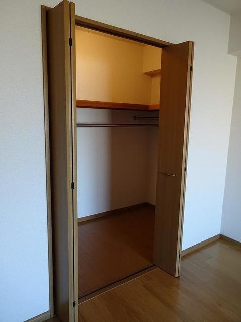 木村ロイヤルマンション4 04040号室の収納