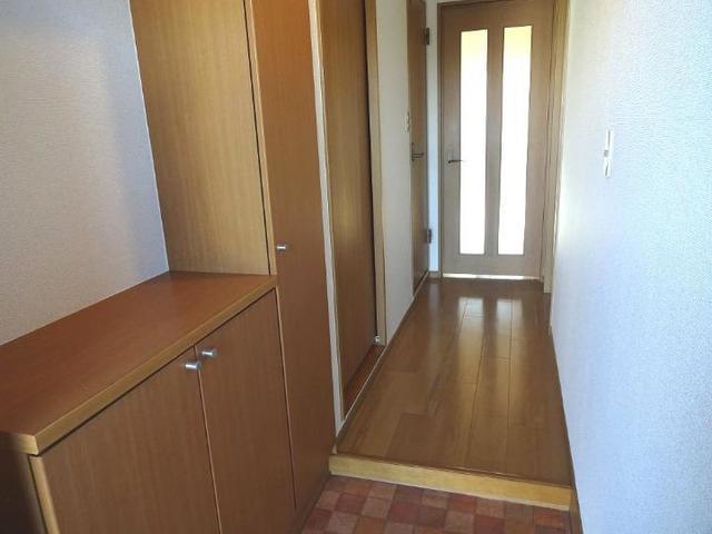 木村ロイヤルマンション4 04040号室の玄関