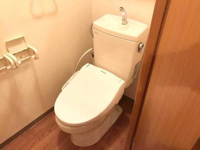 ヴィンテージ 202号室のトイレ