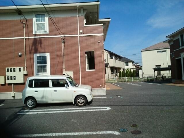 ソラボレⅠ 02030号室の駐車場