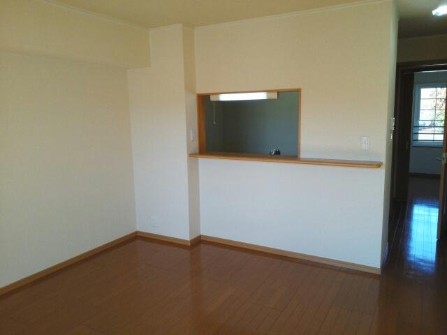 ソラボレⅠ 02030号室のリビング
