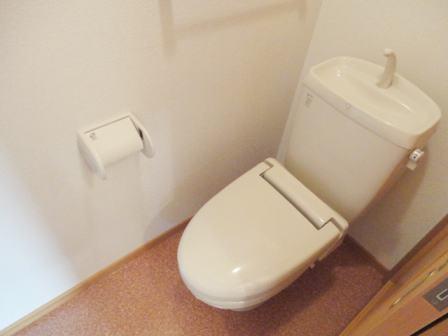 ソラボレⅠ 02030号室のトイレ