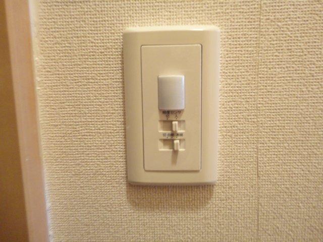 KASUMIヒルズ 101号室のベッドルーム