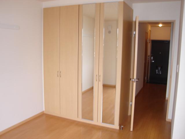 KASUMIヒルズ 101号室のリビング