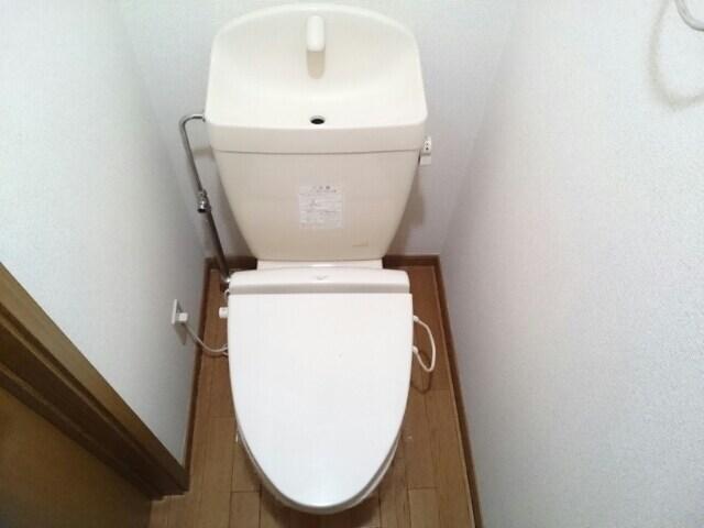 エンブレイス 02030号室のトイレ