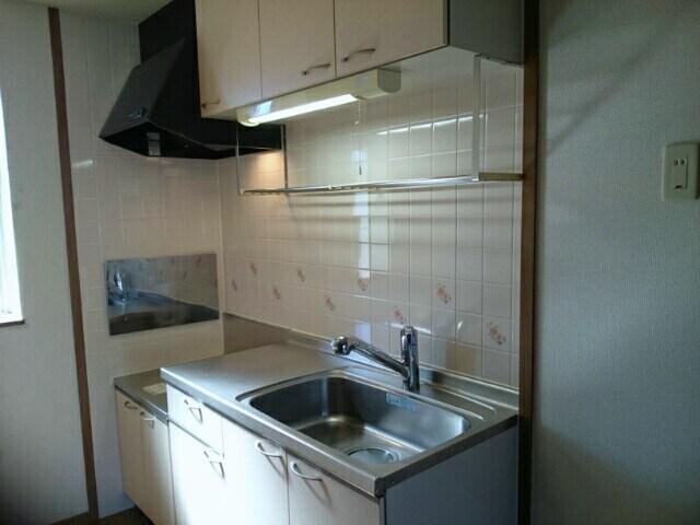 エンブレイス 02030号室のキッチン