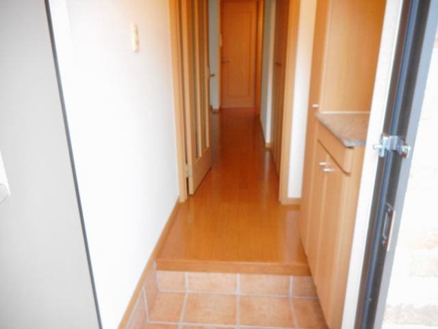 アンジュ・パル 01020号室の収納