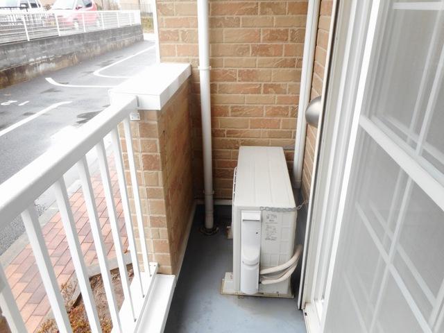 アンジュ・パル 01020号室のトイレ
