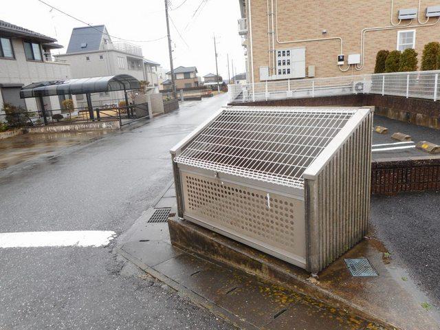 アンジュ・パル 01020号室のベッドルーム