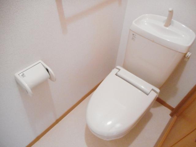 アンジュ・パル 01020号室のセキュリティ