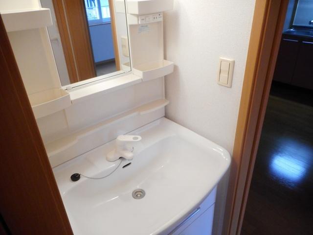 アンジュ・パル 01020号室の風呂