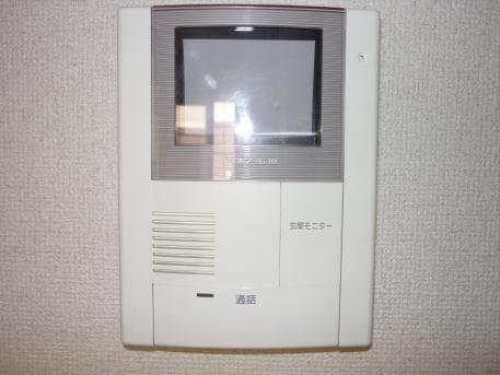 ベルフラワーF 01020号室のセキュリティ