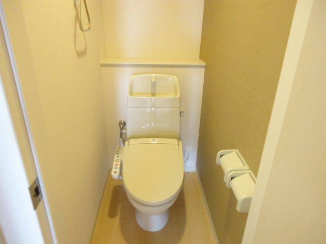 メルヴェイユ 201号室のトイレ