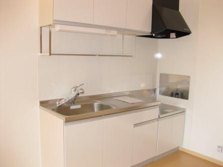 ミルトシューネ 02040号室の収納